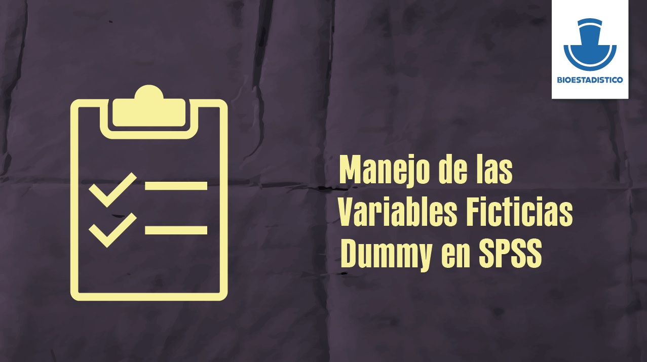 spss how to create dummy variable